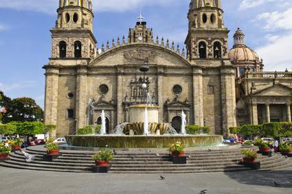 Guadalajara Mexiko datovania